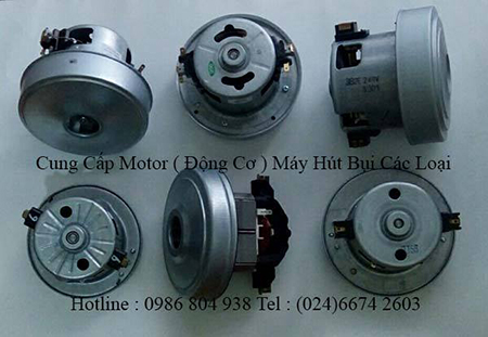 Cung Cap Motor Dong Co May Hut Bui Hitachi
